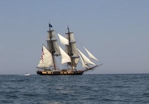 Крымские яхтсмены остались без яхт-клуба