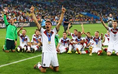 Счастье Германии и горе Аргентины: Итоги последнего дня чемпионата мира по футболу