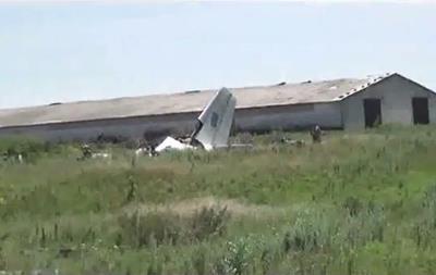 Самолет АН-26 сбили в Луганской области