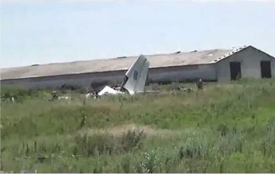 В ЛНР заявляют, что взяли в плен пять членов экипажа Ан-26