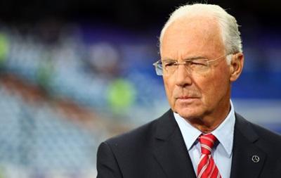 Беккенбауер: Збірна Німеччини буде непереможною ще кілька років