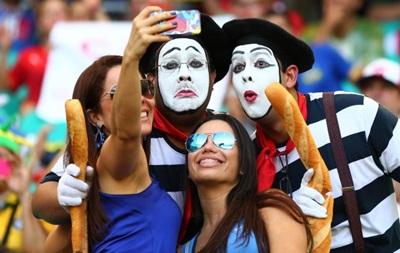 Фотогалерея: Найяскравіші вболівальники чемпіонату світу у Бразилії