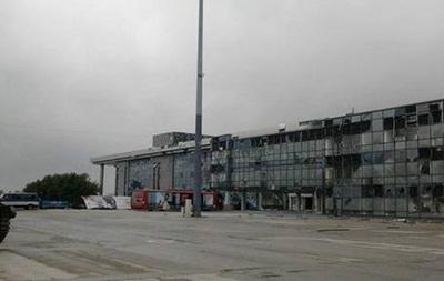 Возле Донецкого аэропорта поврежден газопровод