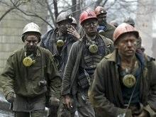 Забастовка на шахте в Кривом Роге приостановлена