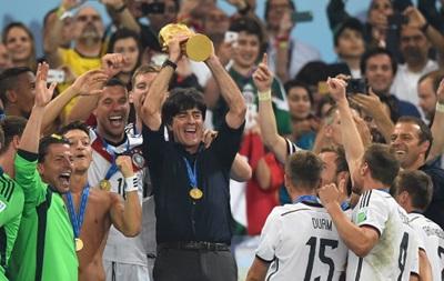 Володимир Кличко привітав Німеччину з перемогою на чемпіонаті світу
