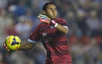 Marca: Вратарь сборной Коста-Рики перешел в Реал