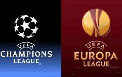 Украинские команды в еврокубках: Кто и когда начинает играть