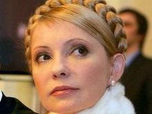 Путин беседует с Тимошенко в Каминном зале