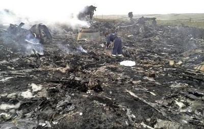 ОБСЕ заявляет о причастности  ополченцев  к авиакатастрофе