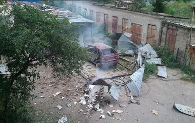 За сутки в Луганске погибли 16 мирных жителей, 66 ранены