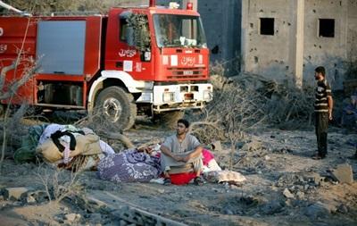 Израиль прекращает на два часа боевые действия в Шиджаийе