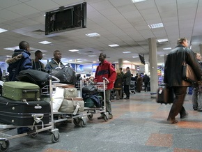 Аэропорт Борисполь установит новую систему контроля багажа