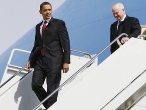 Обама вскоре посетит четыре европейские страны