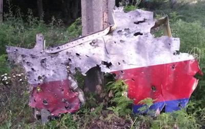Опубликовано фотодоказательство попадания ракеты в Боинг-777
