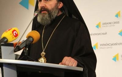 В Крыму сожгли дом архиепископа УПЦ КП Климента