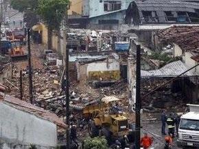 При взрыве на складе пиротехники в Бразилии погибли два человека