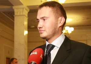 Новый год 2013 - Народный депутат Верховной Рады Виктор Янукович
