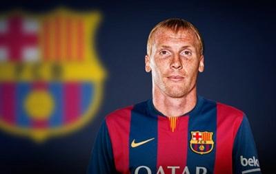 Официально: Барселона усилилась защитником Валенсии