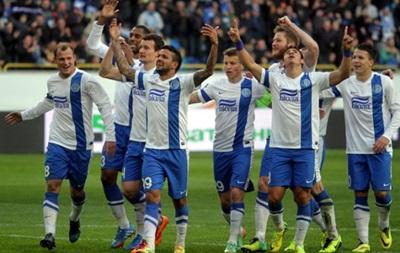 Днепр не теряет надежды сыграть матчи Лиги чемпионов на родном стадионе