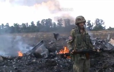 Судьба пилотов сбитых украинских штурмовиков СУ-25 пока неизвестна