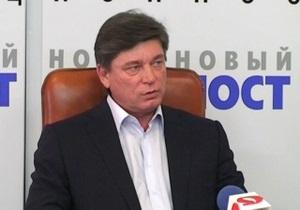 Милиция задержала мэра Новомосковска