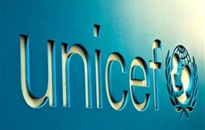 ЮНИСЕФ в Украине: помощь психологов и гуманитарные наборы для переселенцев