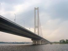 В Киеве ограничат движение по двум проспектам и Южному мосту