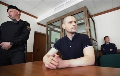 Российский оппозиционер Сергей Удальцов объявил голодовку