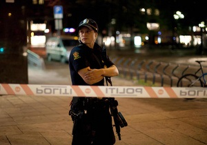 Полиция эвакуировала вокзал в столице Норвегии