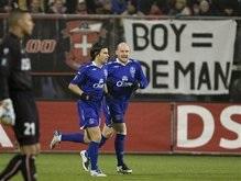 Эвертон выводит Зенит в весеннюю стадию Кубка УЕФА