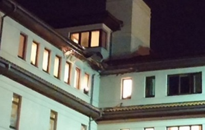 Дом мэра Львова Садового обстреляли из гранатомета