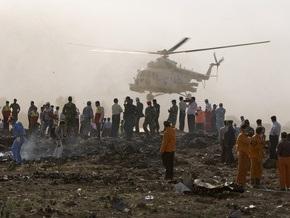 В Иране разбился полицейский вертолет
