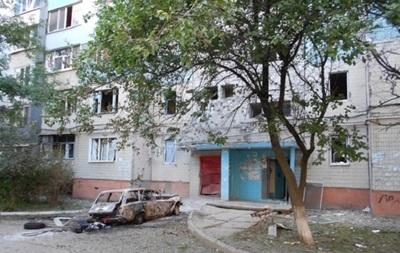 В Луганске за сутки из-за обстрелов пострадали пять мирных жителей