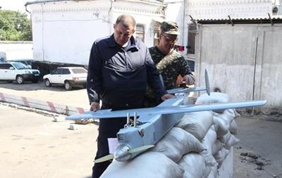В Харьковской области нашли беспилотник неизвестного производителя