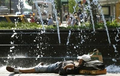 В Украине всю неделю будет жарко и без осадков