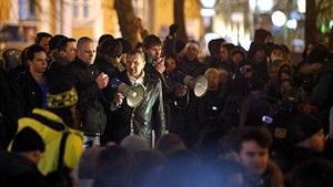 Оппозиция отрицает призывы к беспорядкам на Пушкинской