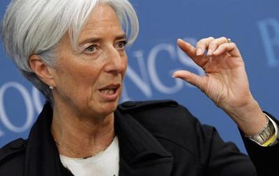 МВФ призывает украинские власти продолжать реформы