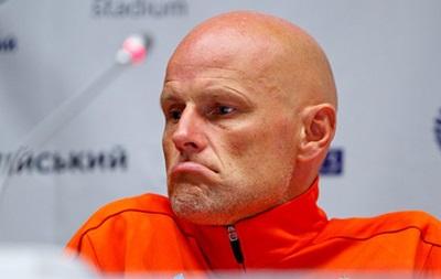 Тренер Копенгагена: Если Днепр будет нас  давить , согласны даже на поражение