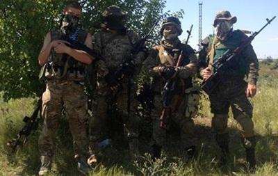 Українські солдати застрелили бійця батальйону Донбас