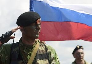 Россия возобновляет тренировки морских летчиков Северного флота в Крыму