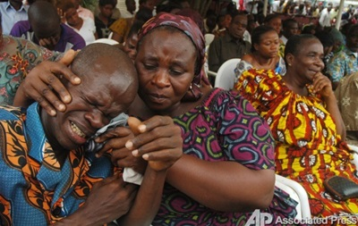 В Гвинее на концерте в давке погибли 24 человека - СМИ