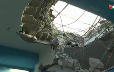 Израильские войска обстреляли школу ООН в секторе Газа