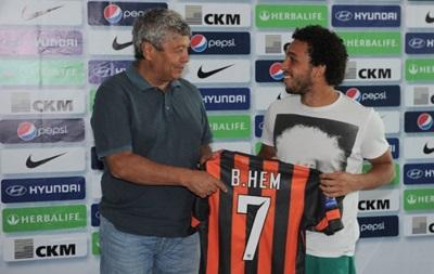 Нападающий Шахтера хочет уехать играть в Бразилию