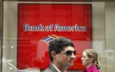 Bank of America выплатит властям США $1,2 млрд компенсаций