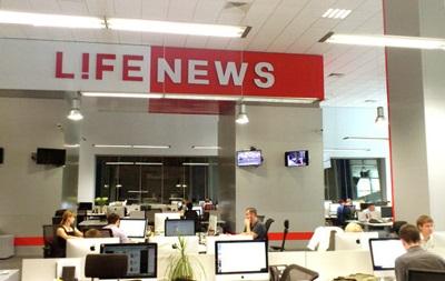 На бренд Lifenews наложили запрет из-за долгов перед Ваенгой и Безруковым