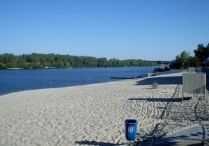 В Киеве предотвратили незаконную застройку парка на Трухановом острове