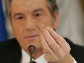 Ющенко отвергает обвинения в причастности к газовым махинациям
