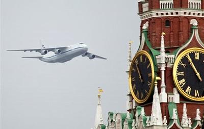 Бюджетная авиакомпания открывает рейс Киев - Москва