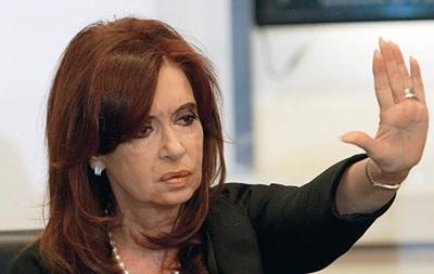 Президент Аргентины опровергла заявления о дефолте