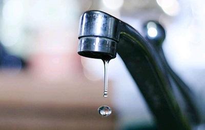 На пяти водопроводных узлах Донецка ввели режим экономии